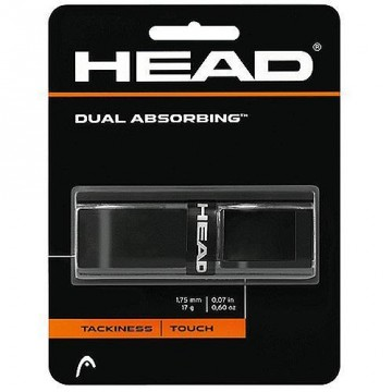 Head Dual Absorbing alapgrip