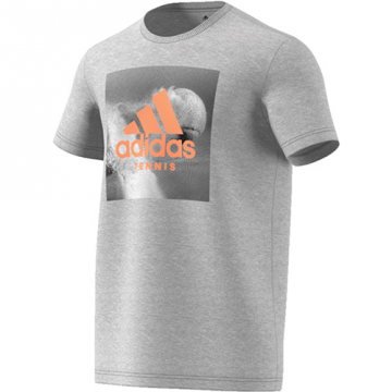 Adidas Graphic Tennis Tee