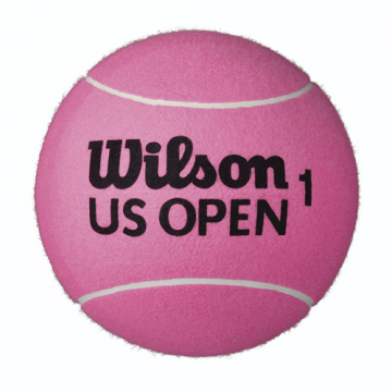 Wilson US open giant ball, pink