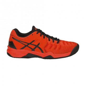 Asics Gel Resolution 7 Clay jr. teniszcipő