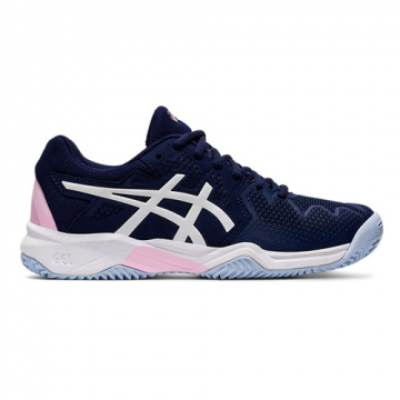 Asics Gel Resolution 8 GS clay jr. teniszcipő