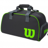 WILSON SMALL DUFFEL BLADE GREY