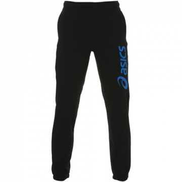 Asics big logo sweat pants