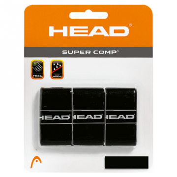 Head Super Comp fedőgrip (3db)