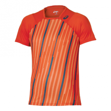 Asics Graphic SS top