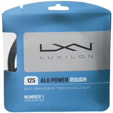 Luxilon Big Banger Alu Power Rough 12 m teniszhúr